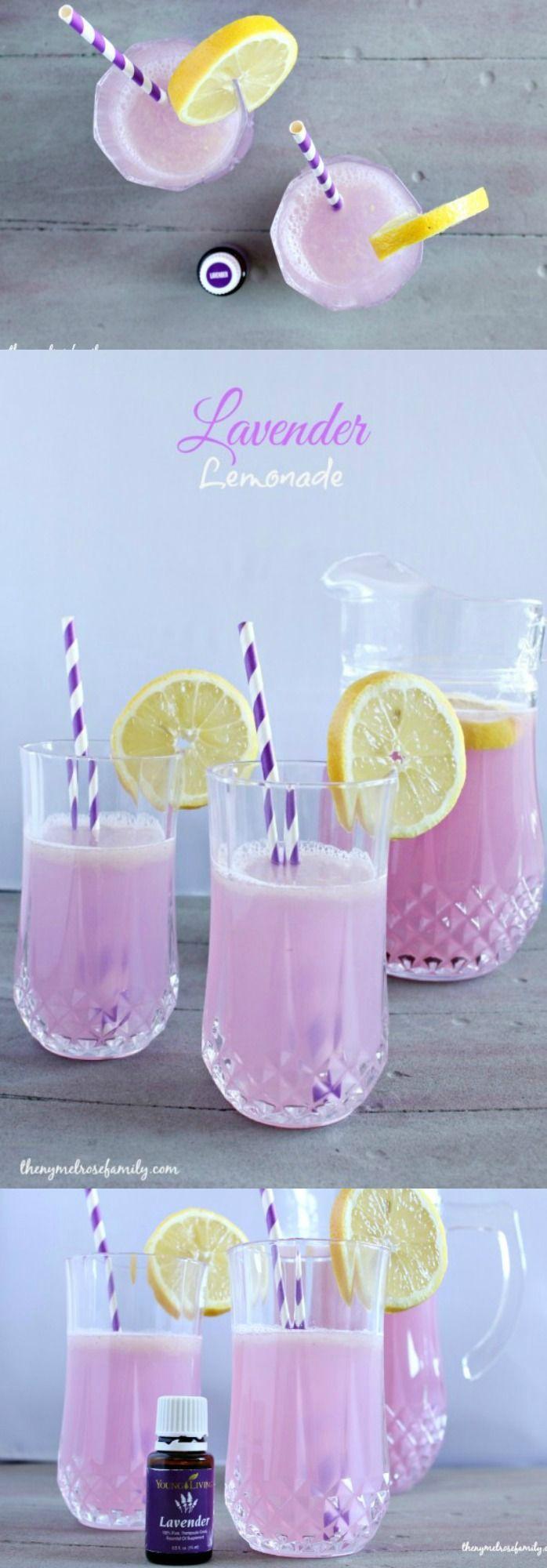 Lavender Lemonade     http://thenymelrosefamily.com/2015/03/lavender-lemonade.html#_a5y_p=3474114