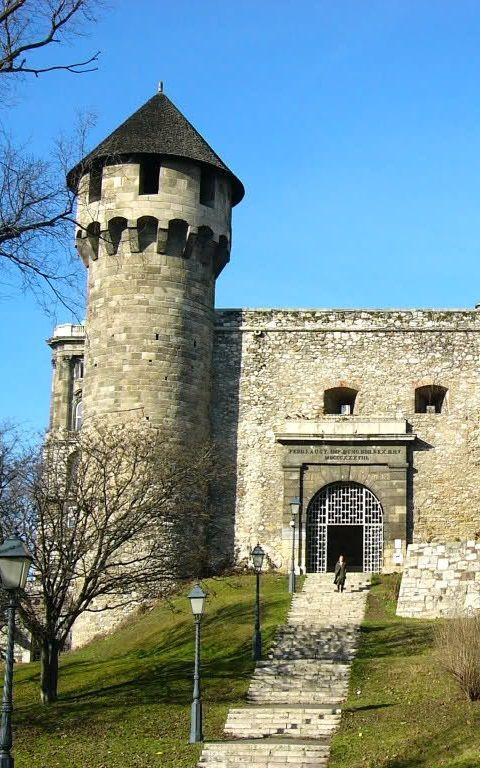 Castle of Eger, Hungary