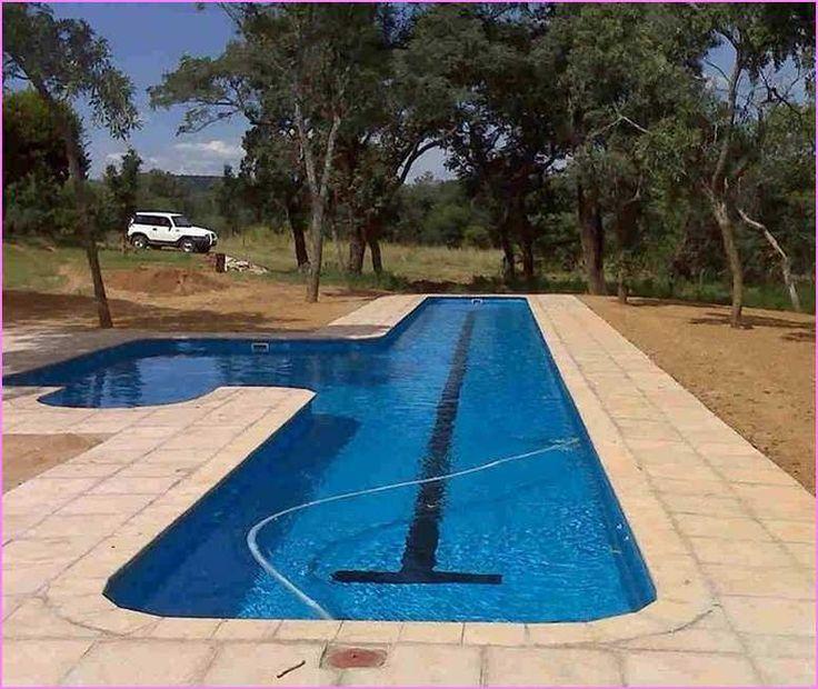 Backyard Pool Pool House: Best 25+ Backyard Lap Pools Ideas On Pinterest