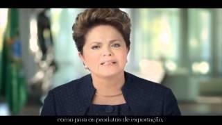 Pronunciamento da presidenta Dilma por ocasião do 7 de Setembro
