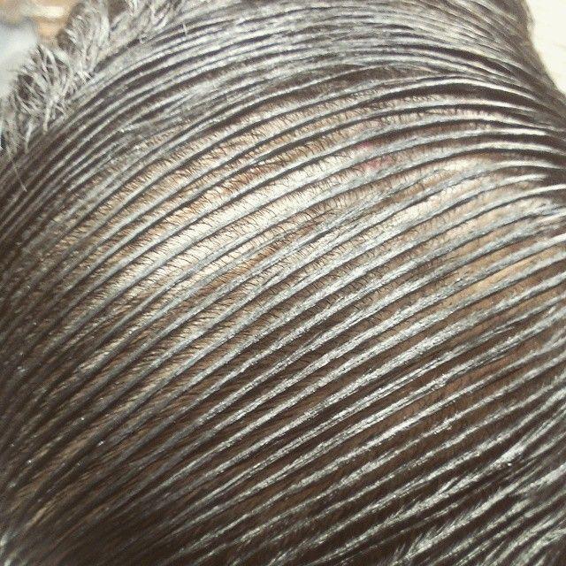 Those combs lines doe. #barber #barbershop #barbersinctv #barbershopconnect #combover #mensgrooming #haircut #comblines #thewookiebarber #lifebehindthechair