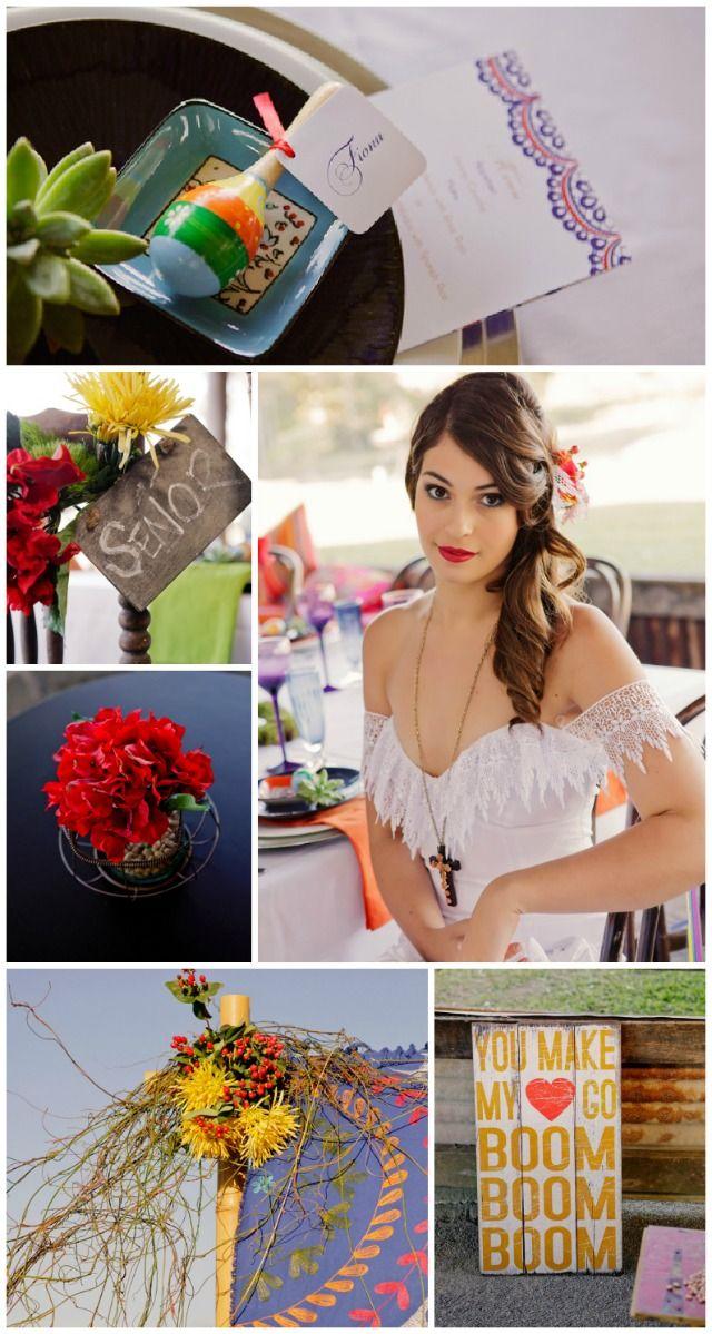 Mexican Wedding Fiesta Styling | The Bride's Tree - Sunshine Coast Wedding