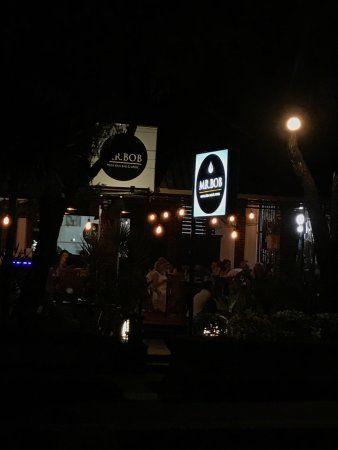 Mr. Bob Bar and Grill Nusa Dua, Nusa Dua: See 105 unbiased reviews of Mr. Bob Bar and Grill Nusa Dua, rated 5 of 5 on TripAdvisor and ranked #1 of 208 restaurants in Nusa Dua.
