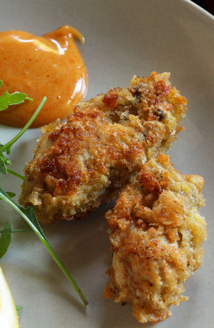 French-Fried Oysters Recipe