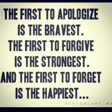 Quotes About True Friends And Forgiveness Forgive and forget... ...
