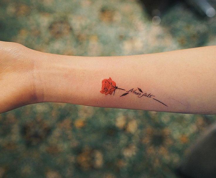 2 534 likes 14 comments nando tattoo nandotattooer on instagram amor fati tattoo. Black Bedroom Furniture Sets. Home Design Ideas