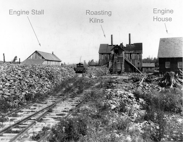 Railway to the Bristol Mines.