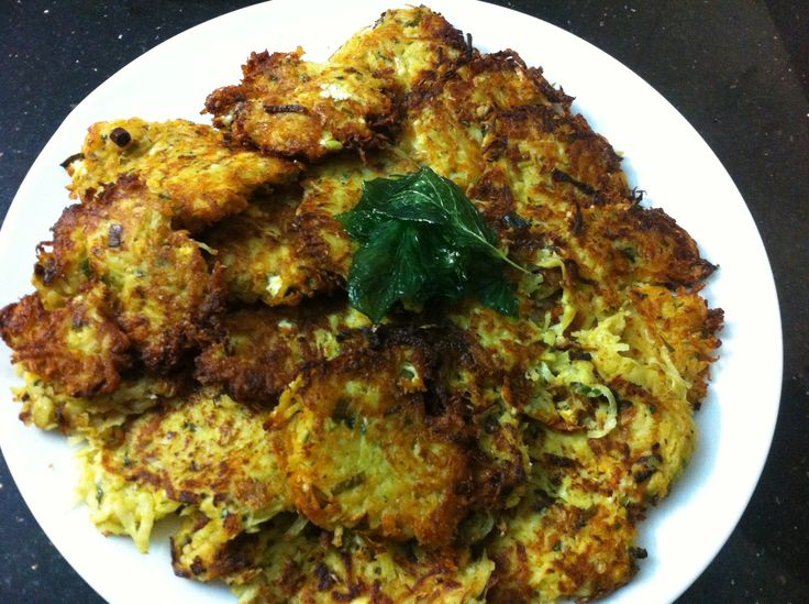 Potato & Feta Fritters with Mint! Check out our recipe below!