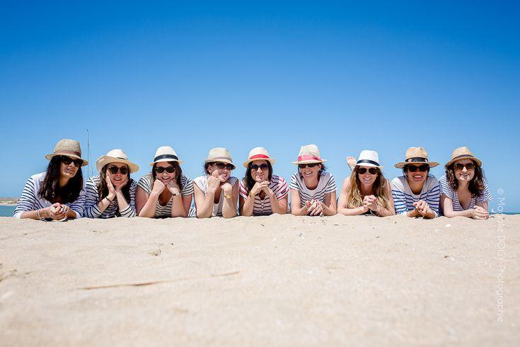 Séance photo EVJF Trouville. Vous cherchez une idée originale pour un EVJF ? Et pourquoi pas une séance photo entre copines !!