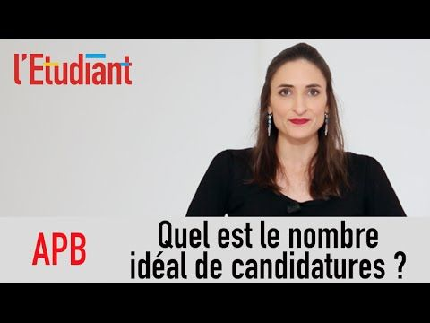 Admission Post Bac (APB) : combien de candidatures faut-il faire ?