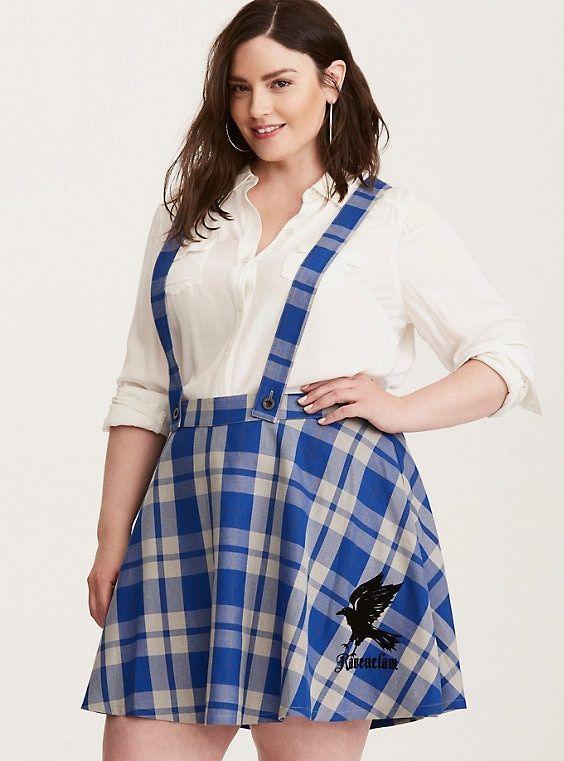 6f9b42af5 Harry Potter Ravenclaw Suspender Skirt in 2019 | big girls ...