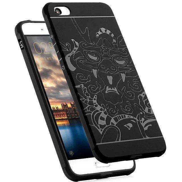 Xiaomi Mi5 Case 5.15 inch Soft TPU Silicon Back Cover Protective Accessory For Xiaomi M5 Mi 5 Mobile Phone Case In Stocking