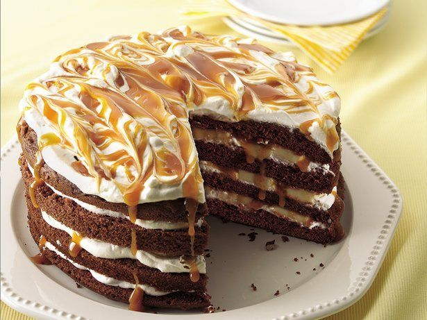 ... gourmet torte's on Pinterest | Pistachios, Crepe cake and Nutella