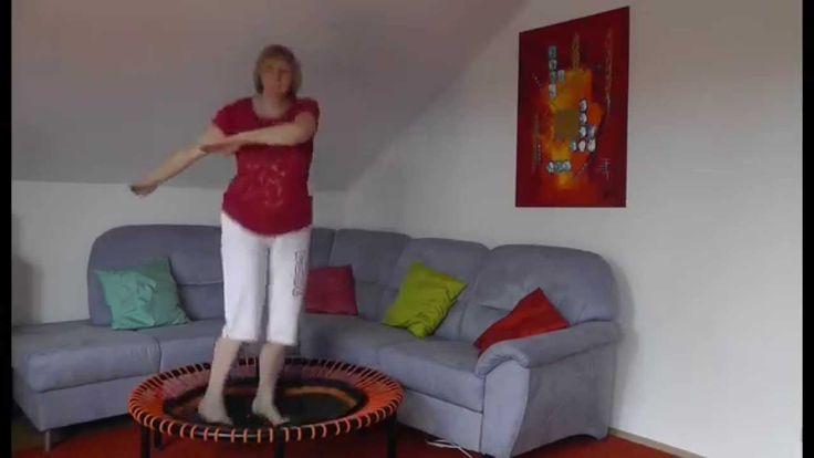 41 besten minitrampolin bungen bilder auf pinterest trampolin bungen gesundheit und deutschland. Black Bedroom Furniture Sets. Home Design Ideas
