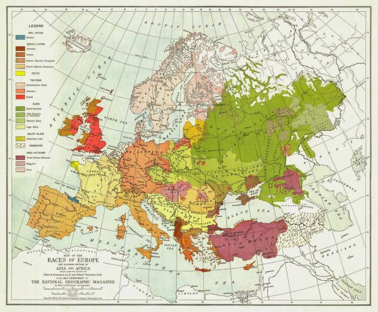 ethnic groups in europe - Google Search