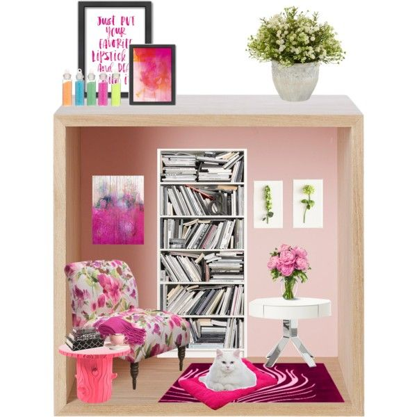 Coloffice by lolalu87 on Polyvore featuring polyvore, interior, interiors, interior design, home, home decor, interior decorating, Stray Dog Designs, Tisettanta, H&M, Tommy Mitchell, Muuto, Nearly Natural, Brewster Home Fashions and ASOS