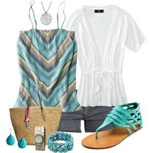 Lakehouse outfit