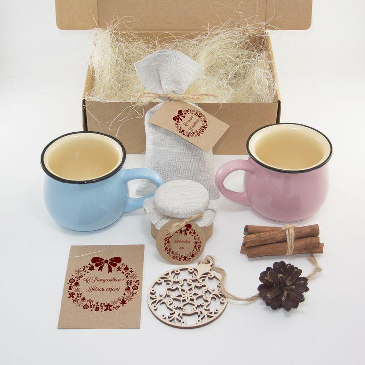 Набор для глинтвейна «Craft Glintwine Ceramic». Особенность данного набора для глинтвейна - керамические кружки по 330 мл