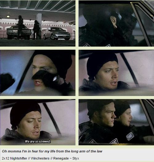[GIFSET] 2x12 Nightshifter <~~~ one of the best musical moments in the show.