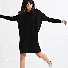 Buy the Edition Rib Tunic Dress at Oliver Bonas. Enjoy free worldwide standard delivery for orders over £50.