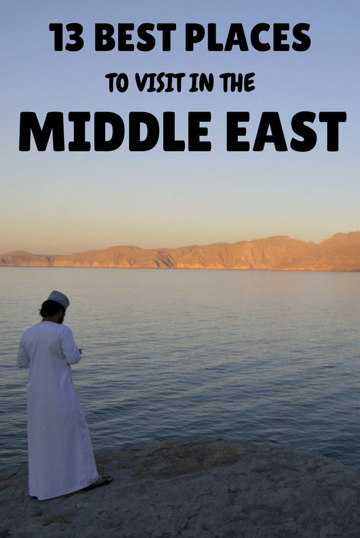 Visit in the Middle East