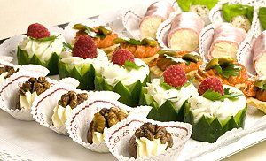 Most Enjoyed Finger Food Catering Menu Ideas