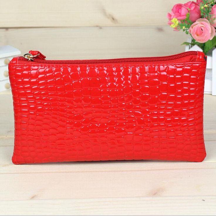 $1.78 (Buy here: https://alitems.com/g/1e8d114494ebda23ff8b16525dc3e8/?i=5&ulp=https%3A%2F%2Fwww.aliexpress.com%2Fitem%2F2015-New-Arrival-Women-s-Alligator-Wallet-Ladies-Fashion-Daily-Clutch-Desigual-Brand-Purse%2F32431959493.html ) Women's Alligator Wallet Ladies Fashion Daily Clutch Brand Purse Phone coin bag for just $1.78