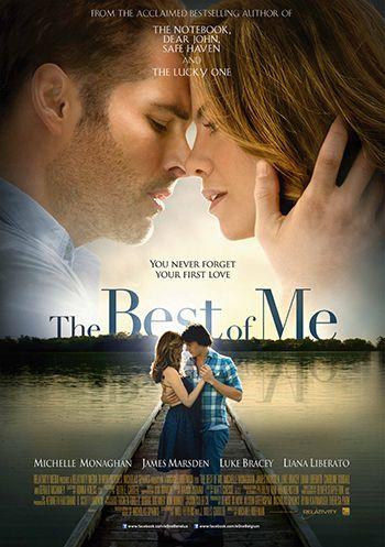 The Best of Me oktober 2014...heerlijke dramafilm: is het leven voorbestemd?