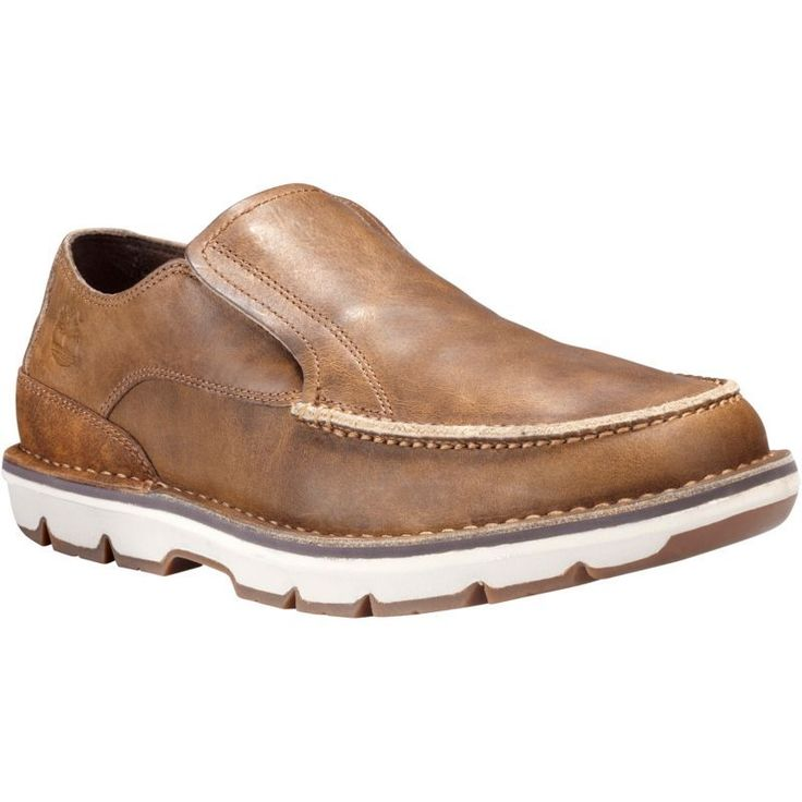 Timberland Men's Coltin Slip-On Casual Shoes, Brown
