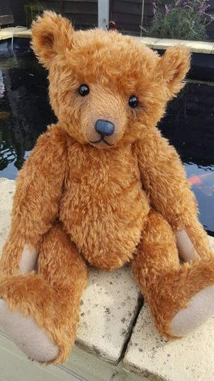 Wendell By Humble Crumble bears - Bear Pile
