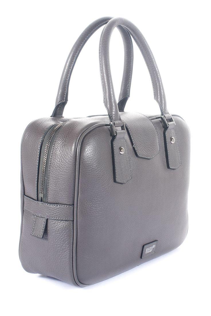 Leather handbag - Euro 675 | Red Valentino | Scaglione Shopping Online