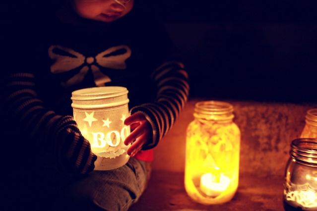 cute halloween craftPainting Pumpkin, Crafts Ideas, Jars Crafts, Cute Halloween, Halloween Crafts, Halloween Fall Thanksgiving, Kids Crafts, Pumpkin Jars, Painting Jars