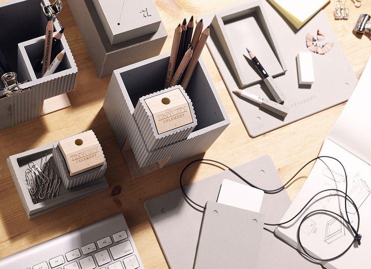 "tripleliving studio /叁個設計工作室tripleliving 實驗衝突美學,挖掘生活中不和諧卻和諧的存在,創造新的生活態度。台灣在地設計及製造生活用品及家具的團隊。CELEMENT TO GO - 軟水泥產品出生計劃Celement 是我們替這個創新材質所取的名稱,它是""軟水泥""結合混凝土的複合式新材質 ""軟水泥"",保有水泥質感卻擁有彈性及柔軟的觸感,這種衝突又和諧的體驗,改變了材質重量及視覺上的既定印象,更適合運用於生活當中且幽默有趣。軟水泥產品目前已經有三個系列設計、九項以上的產品規畫,並有一個系列 ""tiny city小城市桌上文具組"" 正式量產,且已銷至瑞士、香港...等地 (more detail),tripleliving希望尋找台灣在地生產製造的廠商,並且協力開創傳產道路及合作,所以創建 CELEMENT TO GO軟水泥產品發行計劃。Celement to..."