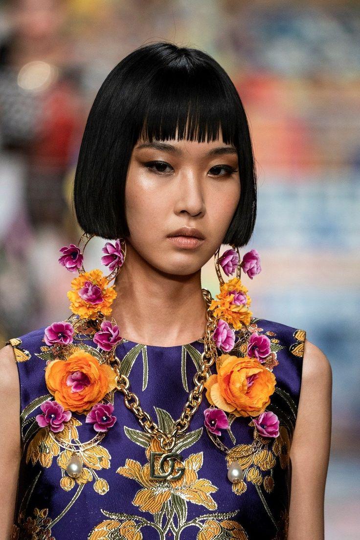 Dolce & Gabbana, London Fashion, New York Fashion, Fashion 2020, Fashion Trends, Harper's Bazaar, Floral Fashion, Fashion Story, Jewelry Trends