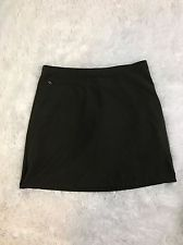 Patagonia Womens Skort Shorts Skirt Size 8 Olive Green