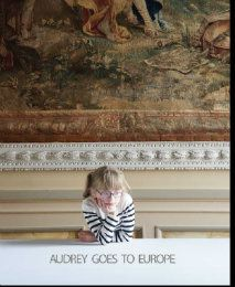 View Audrey Goes to Europe by Tom Sewell