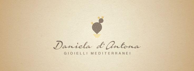 Daniela d'Antona - Gioielli Mediterranei Logo