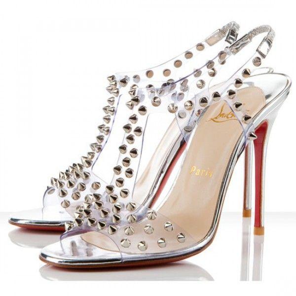 J-Lissimo 100mm Spike Metallic Leder Sandalen Silber Online-Verkauf sparen Sie bis zu 70% Rabatt, einfach einkaufen und versandkostenfrei.#shoes #womenstyle #heels #womenheels #womenshoes  #fashionheels #redheels #louboutin #louboutinheels #christanlouboutinshoes #louboutinworld