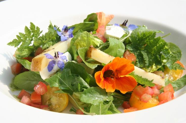 Eetbare bloemen | www.puuruiteten.nl