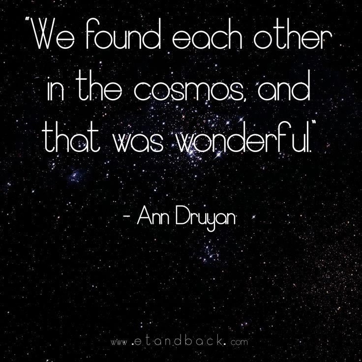 Ann Druyan, Wife Of Carl Sagan · Romantic QuotesLove ...