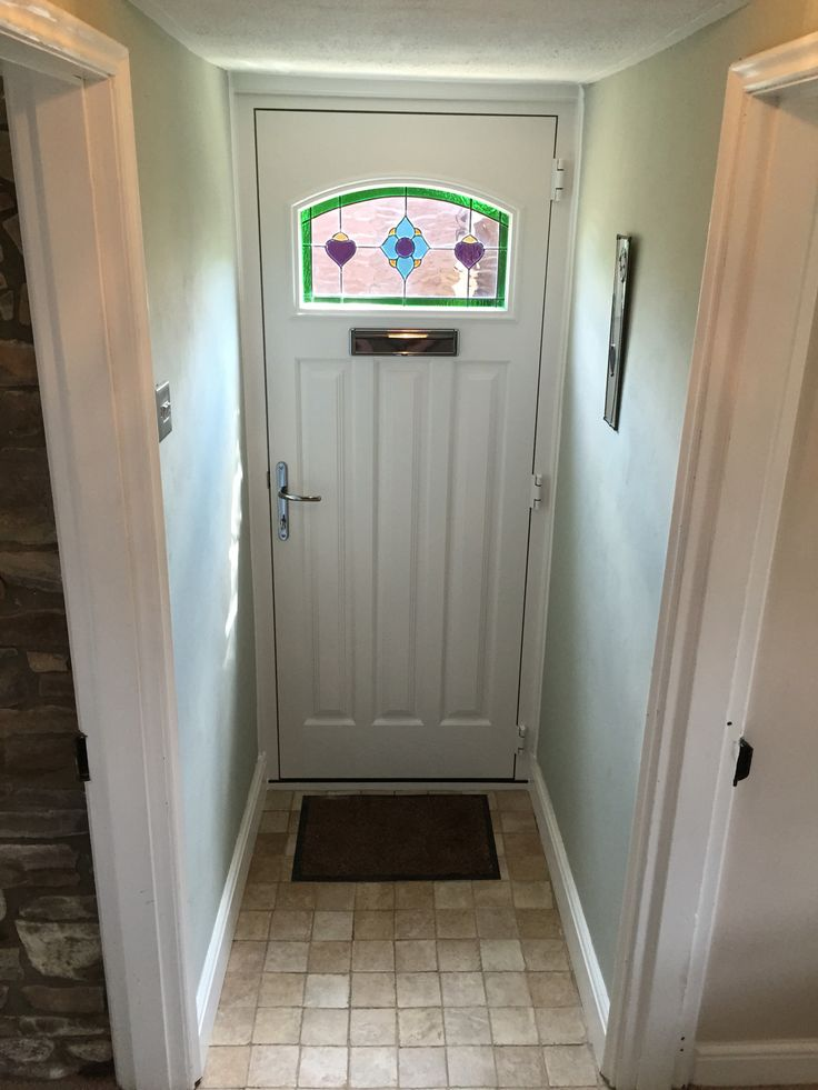 Traditional co piste door