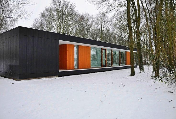 Casa Makkinga,Cortesía de DP6 architectuurstudio