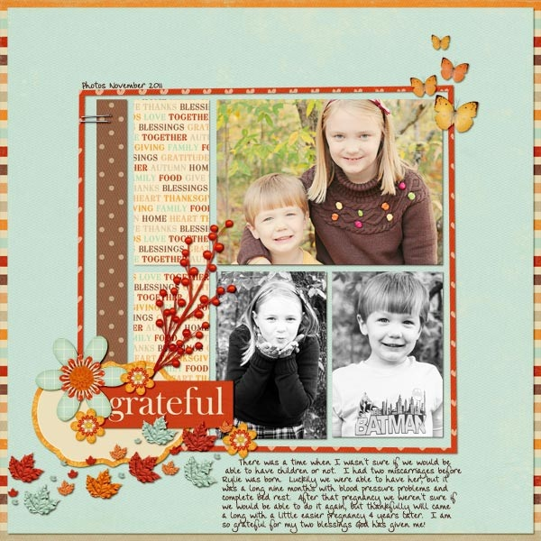 A Project by jchilds from our Scrapbooking Gallery originally submitted 11/13/11 at 07:21 PM