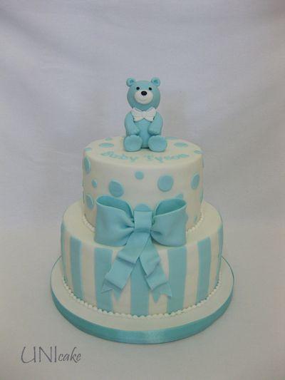 C207 Nalle-kakku. Bear cake