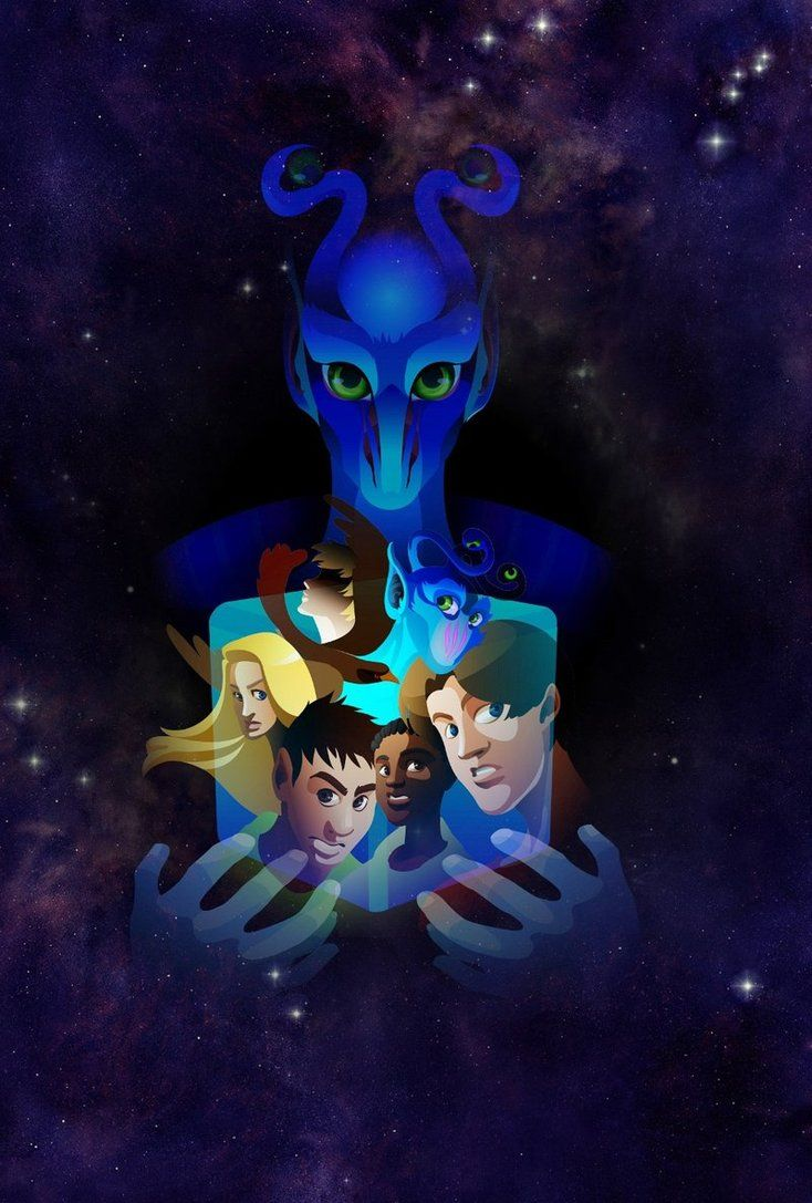 Animorphs: Andalite's Gift by fauxfolklore on DeviantArt