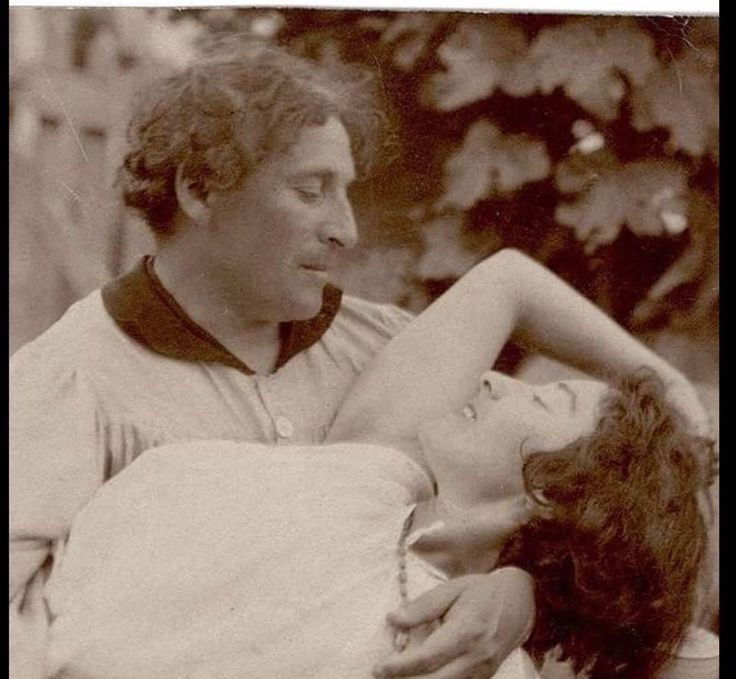 Marc Chagall (Russian-French, 1887-1985) and Bella