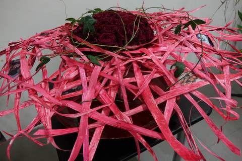 Strauß von Marcel Schulz mit 60 Rosen