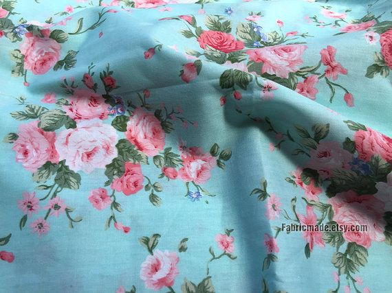 59 best images about beaux tissus on pinterest shabby for Tissu shabby chic