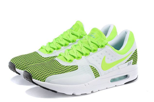 New Arrival 2018 Nike Air Max Zero Lime Green Poison Green Flash