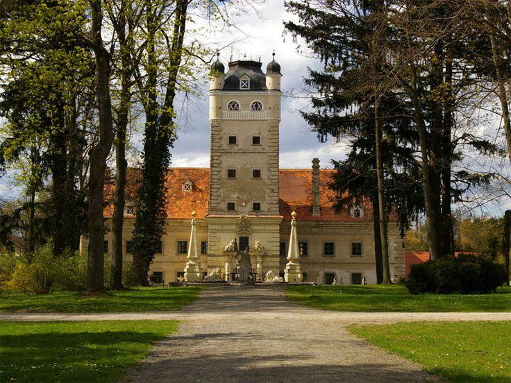 Greillenstein kastély